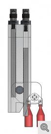 Пример за изолзване на демпфери за стъкларската индустрия