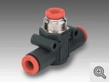 Миниатюрен бързоизпускащ клапан VSR L