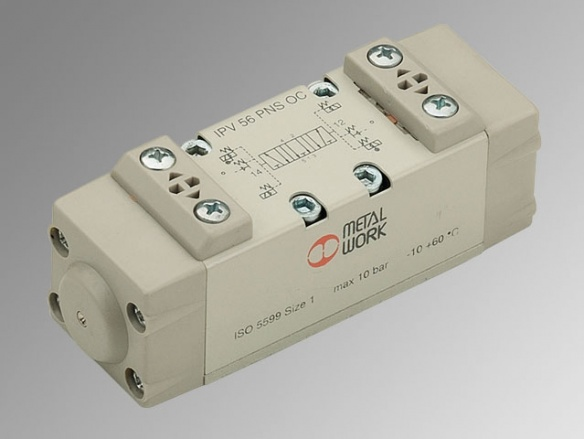 ISO 5599/1 вентили, пневматични - серия IPV