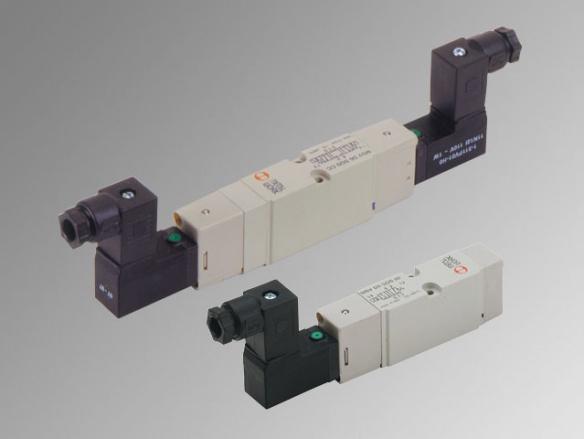 MACH 18 VDMA  MSV електропневматични разпределители