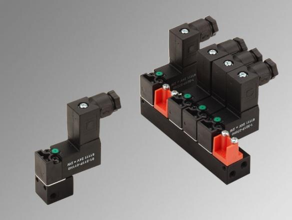PIV.M 15 mm - електрически разпределители