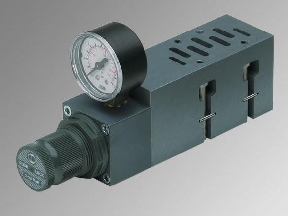 Регулатор на налягане за плочи ISO 5599/1